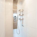 Een kleine maar fijne badkamer